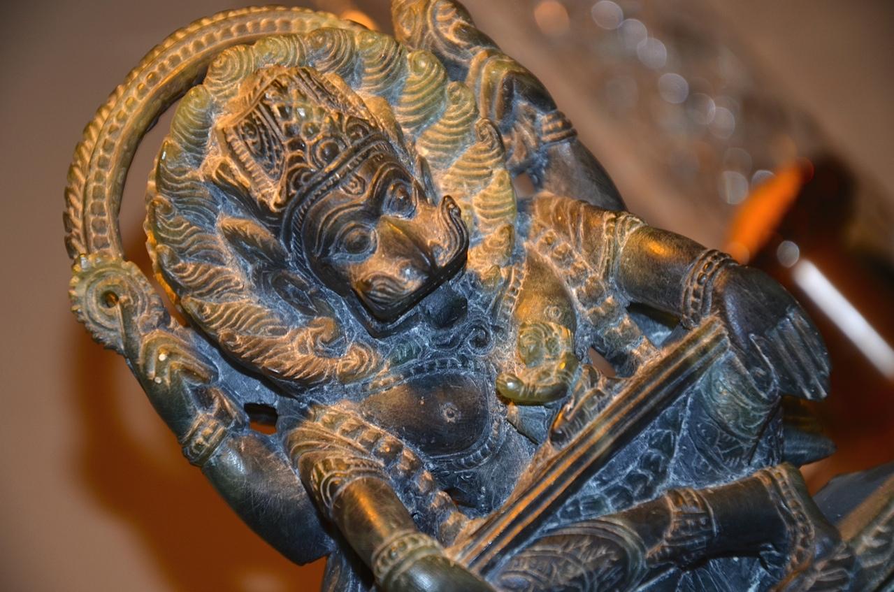 Czy chrześcijanin może zrozumieć sens awatarów. Prawdziwa historia Narasimhadewa.
