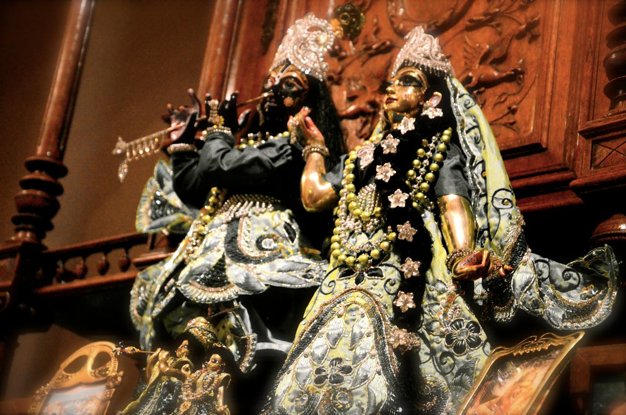 Kwalifikacje do praktyki raganuga bhakti