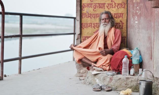 Medytacja z mantrą to podlewanie ziarna