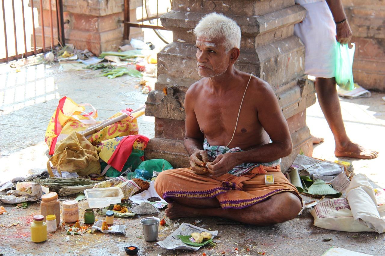 Jak zostać guru w tradycji bhakti