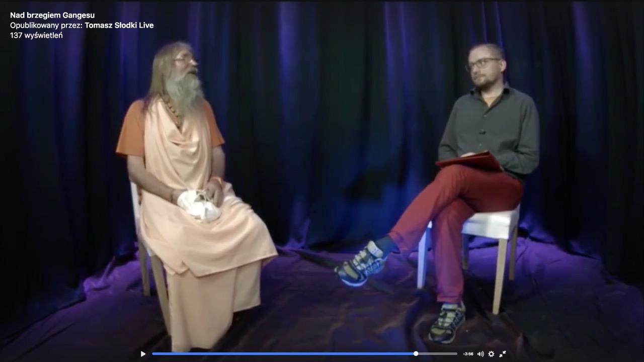 Wideo. Hinduizm, indyjski mistycyzm i hipisi w Polsce