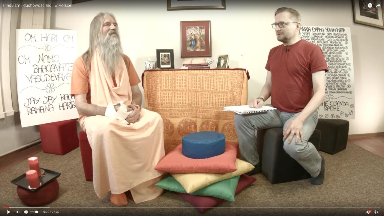 Wideo. Hinduizm i duchowość Indii w Polsce