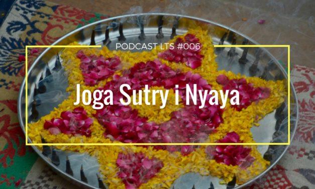 LTS 006: Joga Sutry i logika Nyaya rozmowa ze Swamim Sridharem