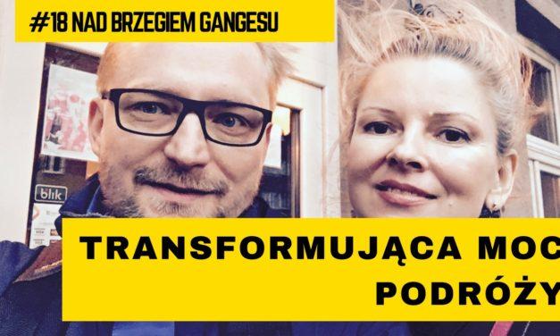 Wideo.Transformująca MOC podróży – Renata Radlak-Dominik
