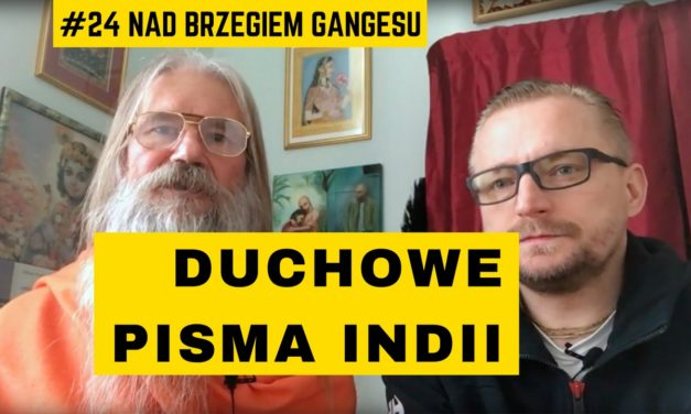 Wideo. Duchowe pisma Indii – Swami Sridhar